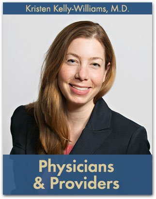Kristen Kelly-Williams, M.D.
