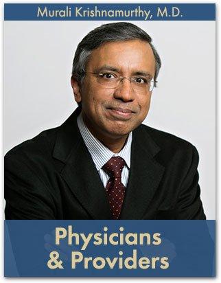 Murali Krishnamurthy, M.D.